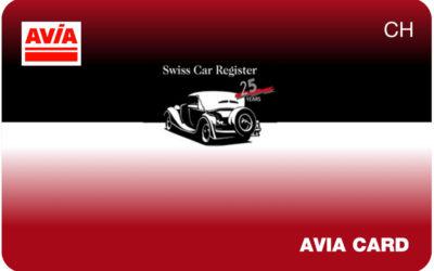 Swiss Car Register